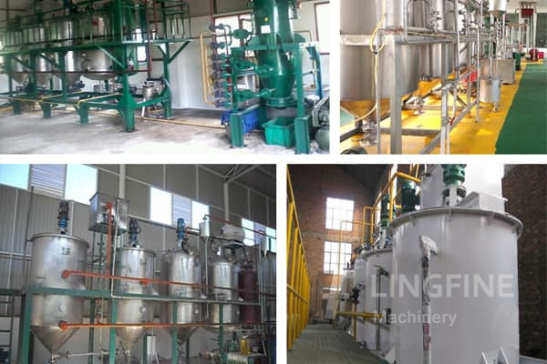 china cooking oil press/refinery/extraction machine for