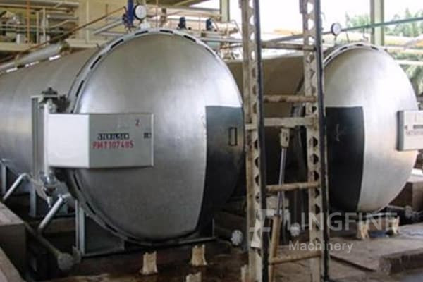 crude palm oil production process - palm oil mill machine