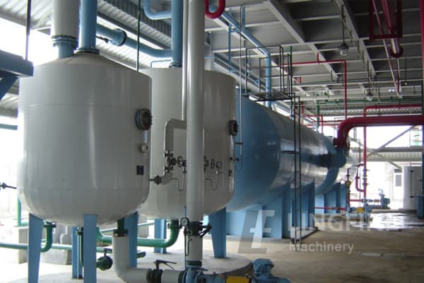 china sunflower oil refinery, sunflower oil refinery