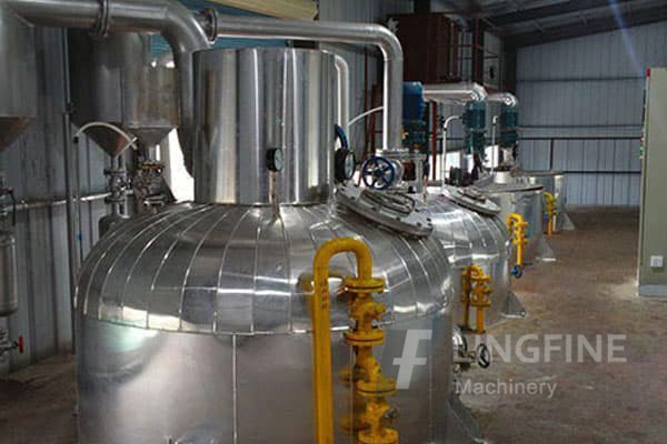 automatic and manual palm oil machines for palm processing