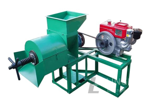 small oil pressing line - best screw oil press machine