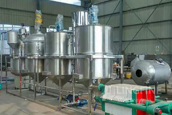 oil press machine - kinetic (hubei) energy equipment