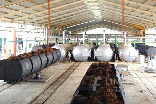 commercial small scale palm kernel oil processing