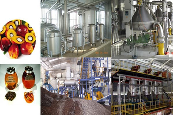 2016 hot sale palm oil processing machine with sterilizer