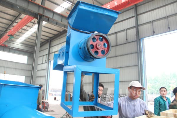 Worm Helical Gear Reducer For Palm Oil Industry Conveyor In Kenya