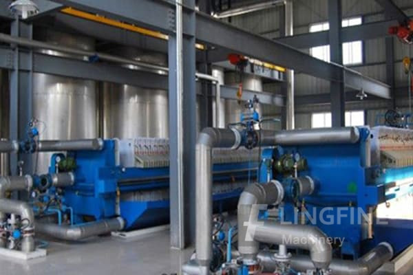 Palm Kernel Oil Refining Machine For Getting Refined Palm Kernel Oil In Kenya