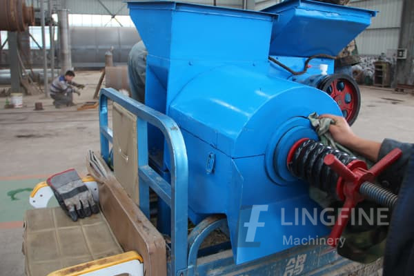 Oil Palm Fiber Sawdust Rotary Drying Machine In Kenya