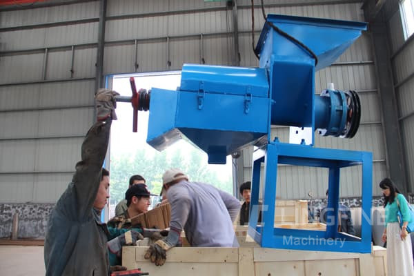 Palm Nut Cracking Machine, Palm Kernel Oil Processing Machine For Sale In Kenya