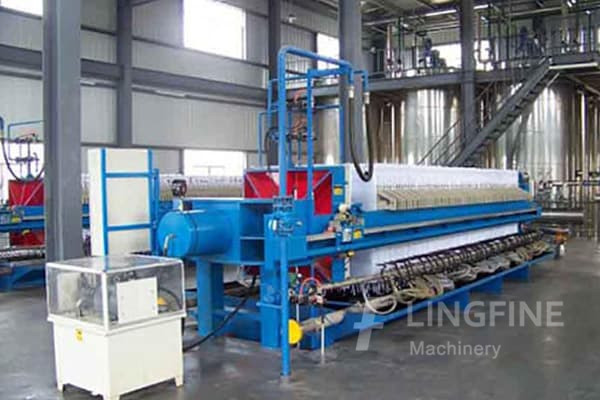 Pure Palm Oil Extraction Decanter Centrifugal Separator In Cameroon