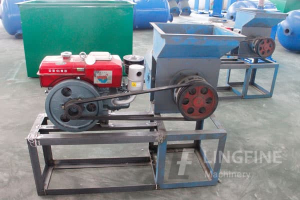 Automatic Control Screw Palm Oil Extraction Machine In Malaysia