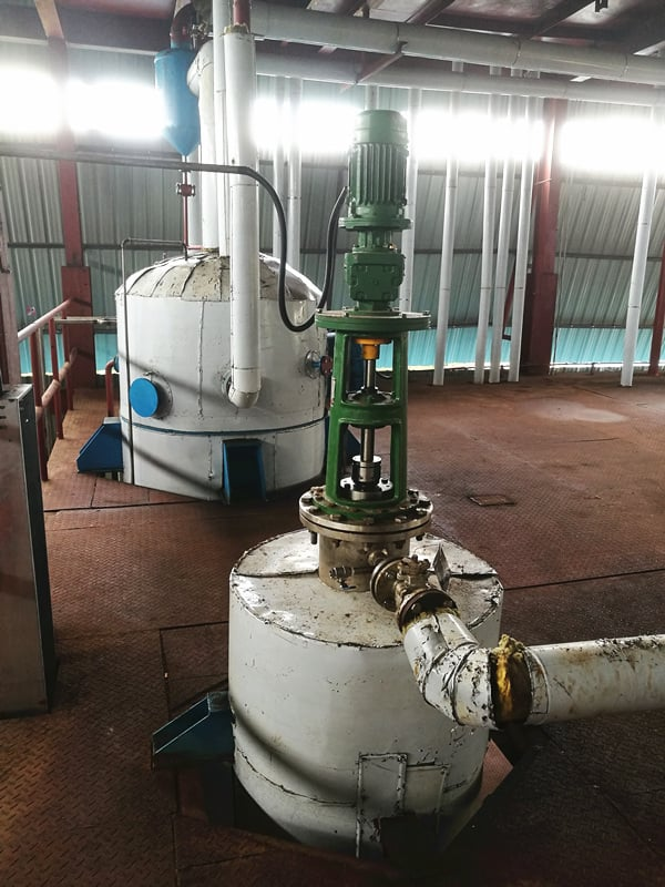 100tpd palm oil refinery 1 - 100tpd palm oil refinery and fractionation plant