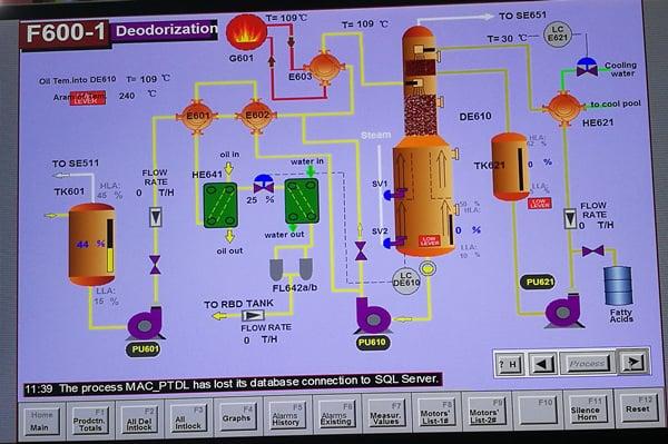 100tpd palm oil refinery 2 - 100tpd palm oil refinery and fractionation plant