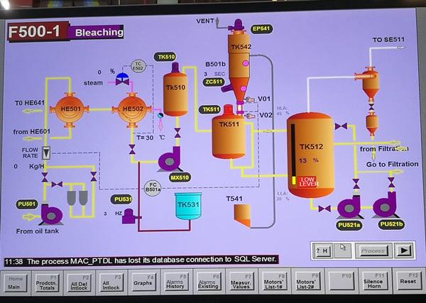 100tpd palm oil refinery 3 - 100tpd palm oil refinery and fractionation plant