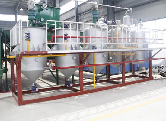 2tp palm oil press machine 1 - 2th palm oil pressing machine transport to Monrovia, Liberia.