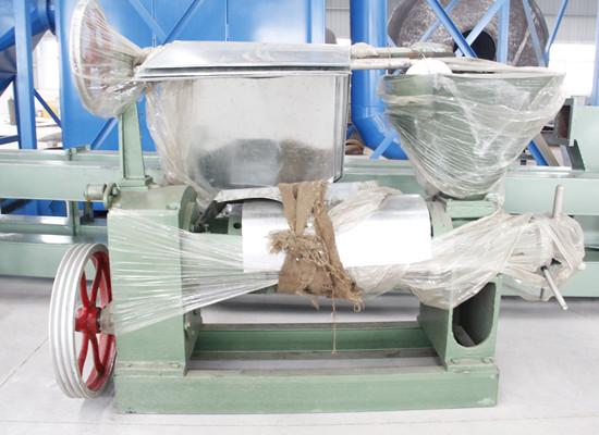 2tp palm oil press machine 3 - 2th palm oil pressing machine transport to Monrovia, Liberia.