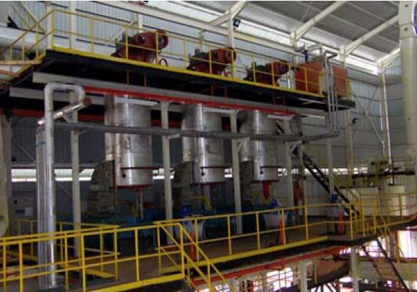 Crude Palm Oil Processing Plant in Philippine 2 - Crude Palm Oil Processing Plant in Philippine