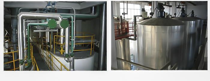 Palm oil fractionation machine - Palm Oil Fractionation