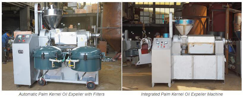 palm kernel oil expeller 1 - Palm Kernel Oil Expeller