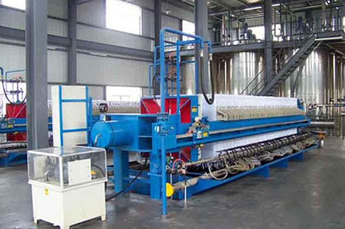 100tpd palm oil refinery and fractionation plant
