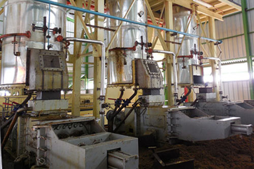 30tpd palm oil refinery and fractionation plant