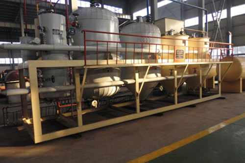 Congo palm oil processing production line