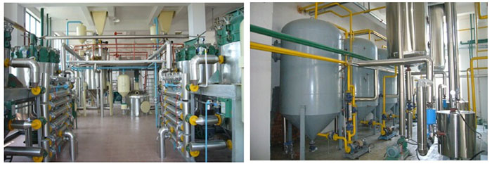 palm oil refining 2 - Palm Oil Refinery