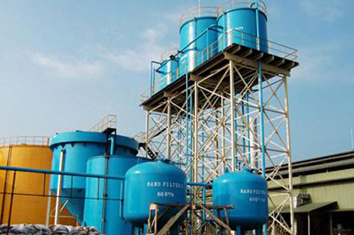Raw Water Treatment Station