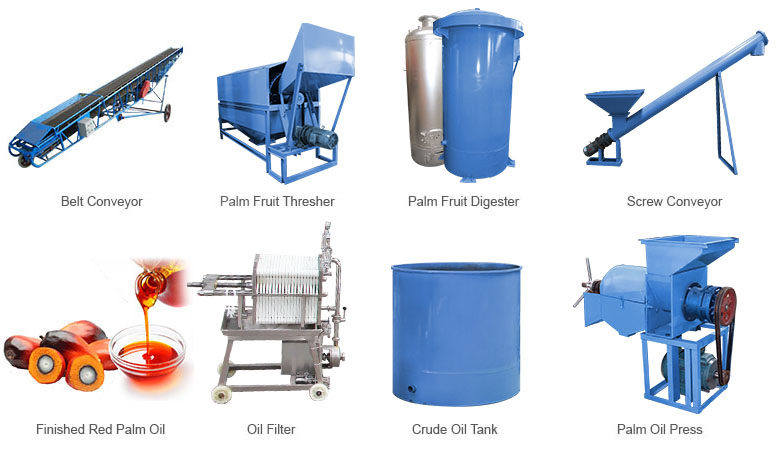 small scale palm oil mill plant - Small Scale Palm Oil Mill Plant